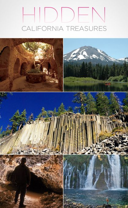 Many travelers have done it all in California, from the famous sites of Hollywood to the bustling streets of San Francisco. But what about the beautiful places that are not exposed as often? Explore, refresh and reflect when you visit some hidden Californian treasures. Here ...
