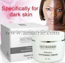 Best Selling whitening product OEM/ODM skin whitening face cream for men and women