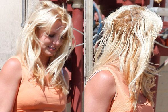 How to Care for Your Fusion Hair ExtensionsFusion Hair, Hair Fusion, Hair Care, Extened Clips, Hair Extened, Celebrities Hair, Hair Extensions, Hair Makeovers, Britney Spears