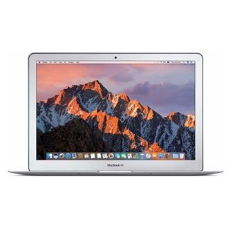 Apple MacBook Air 13.3 » LED 128 Go SSD 8 Go RAM Intel Core i5 bicœur à 1.8 Ghz MQD32FN
