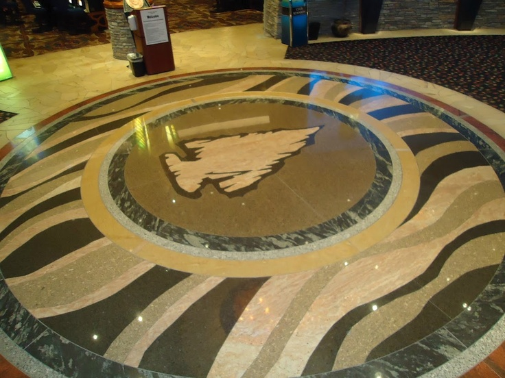 Dakota Dunes Casino Flooring