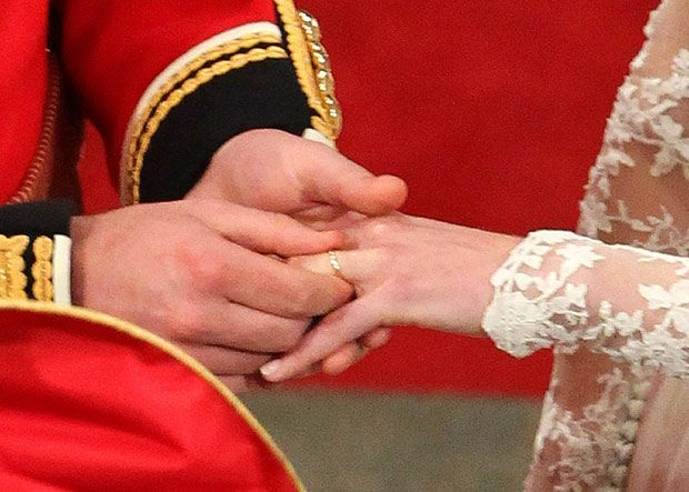Royal wedding: Prince William and Kate Middleton marry at Westminster Abbey.
