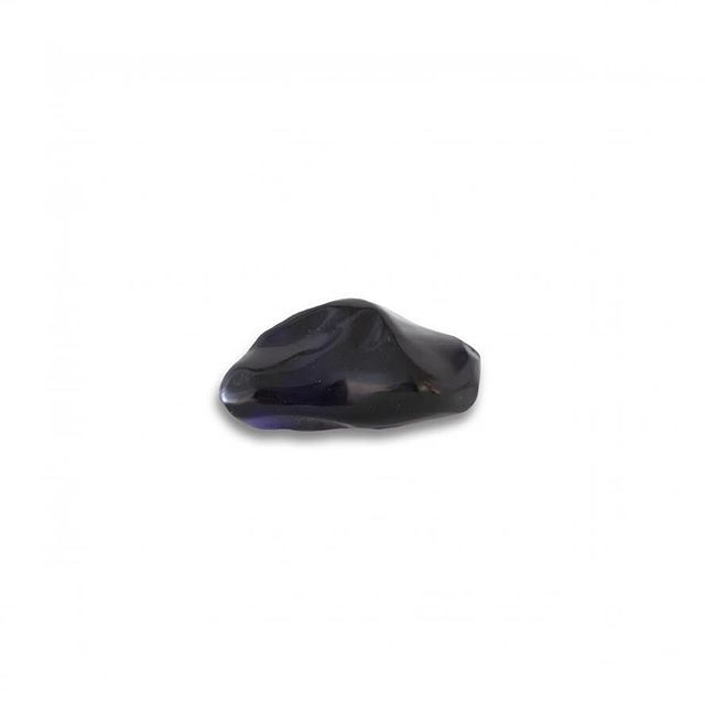 """""""Obsidian is a stone of truth, protection, integrity, honesty and grounding. This stone awakens the inner warrior and provides courage to enter our subconscious mind and rediscover our hidden abilities."""" We now have obsidian under Objects online // Visit abersonexhibits.com to see more // #ExhibitByAberson #Obsidian"""