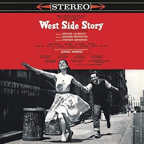 Larry Kert & Carol Lawrence - West Side Story