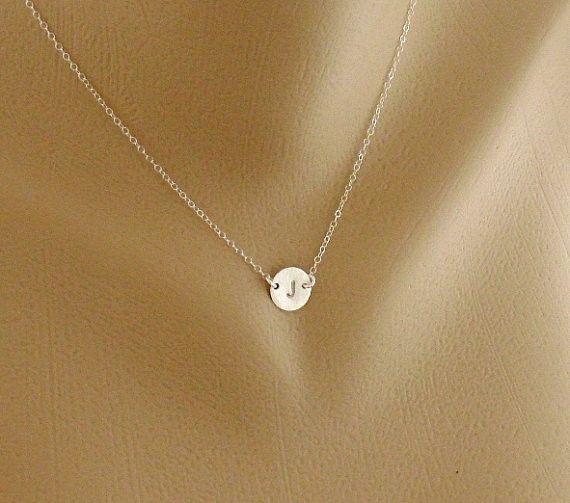 Custom Initial Necklace