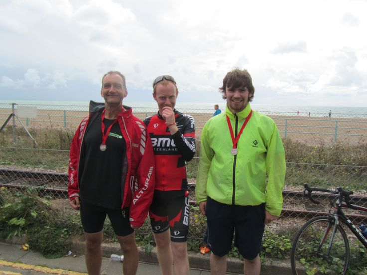 A big thank you to 13 of our super supporters who cycled 54 miles from London to Brighton on Saturday through patches of rain and hail!