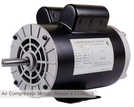 Air Compressor Motors - http://www.huskyaircompressor.net/husky-air-compressor-motor/