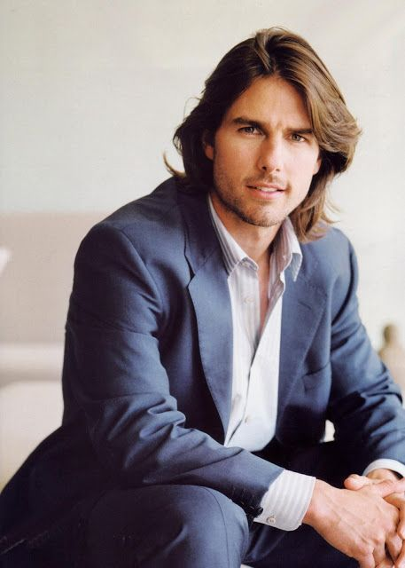 Tom Cruise Love The Long Hair Tom Cruise Pinterest