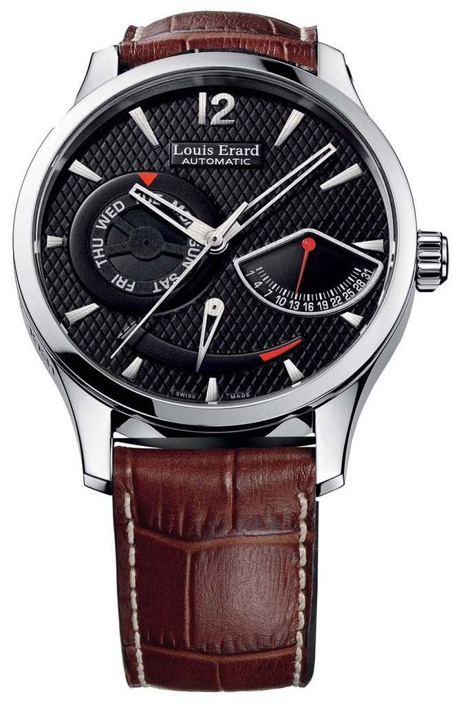 Louis Erard Men's 87221AA02.BDCL50 http://www.slideshare.net/AmazingSharing/casual-style-best-seiko-watches-for-men