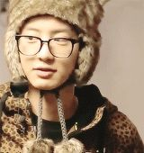 awwwww Chanyeol .........I love EXO Showtime!!! If you guys have not seen this one it is EXO showtime episode 3. SO CUTE!