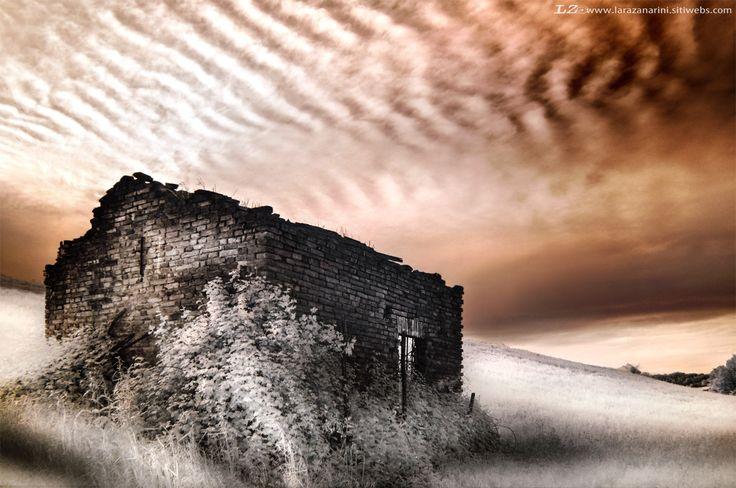 infrared country by Lara Zanarini on 500px