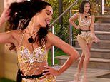 Love Island fans are left cringing as Siannise dances like her shoes dont fit