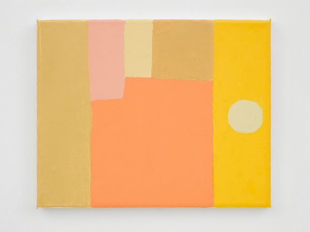 Untitled, 2014, by Etel Adnan: Etel Adnan is a Lebanese poet, painter, philosopher, and octogenarian whose compositions have struck a chord with curators, critics, and viewers alike.