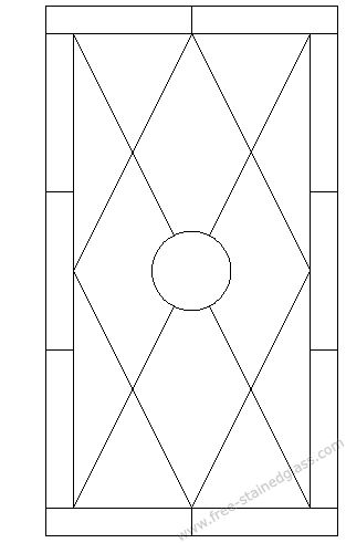 Beginner Stained Glass Patterns | stained glass kits pattern