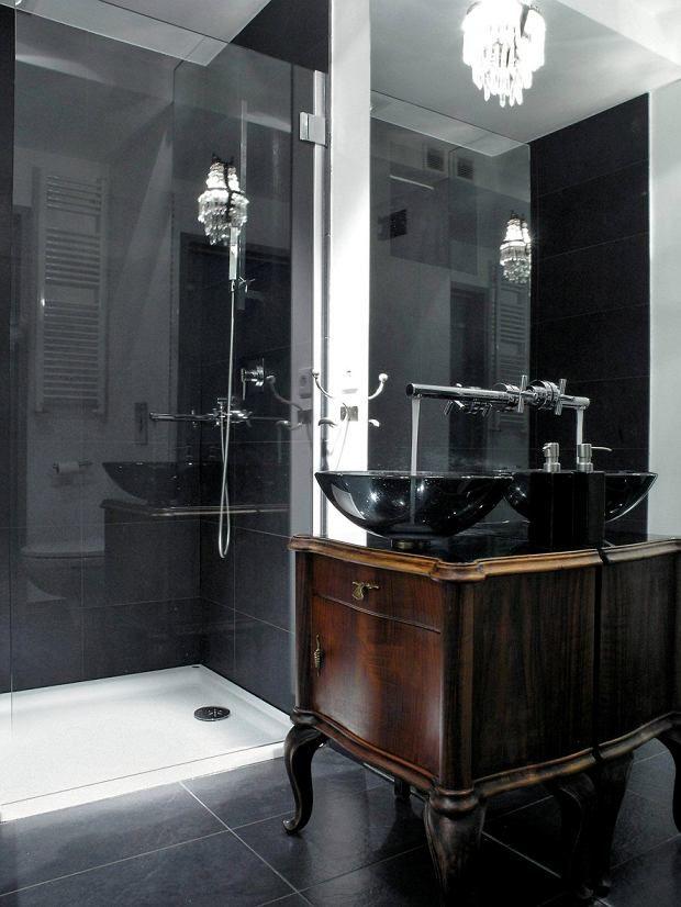 Znalezione obrazy dla zapytania małe łazienki