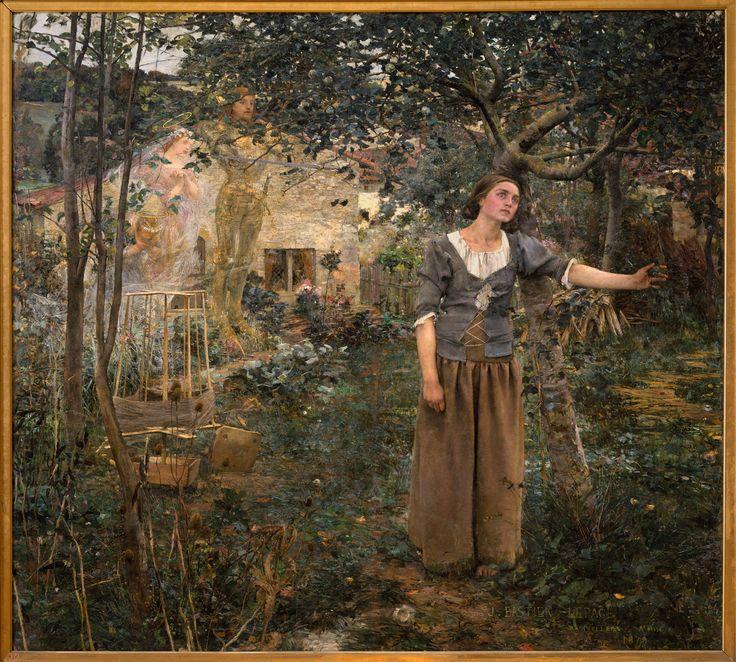 Joan of Arc Artist: Jules Bastien-Lepage (French, Damvillers 1848–1884 Paris)  Date: 1879
