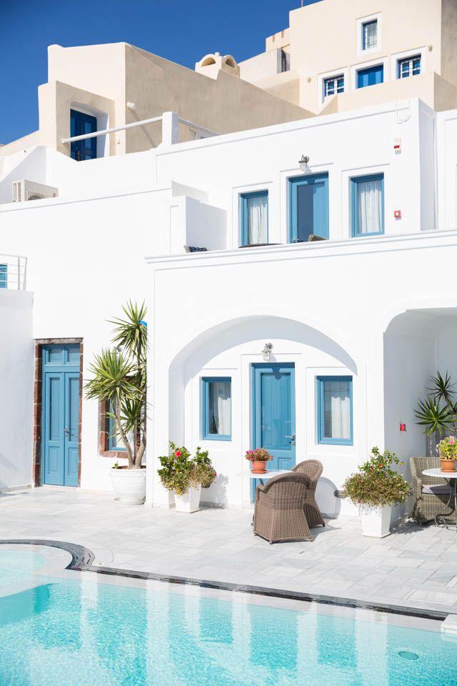 Ah! Take me to Santorini.