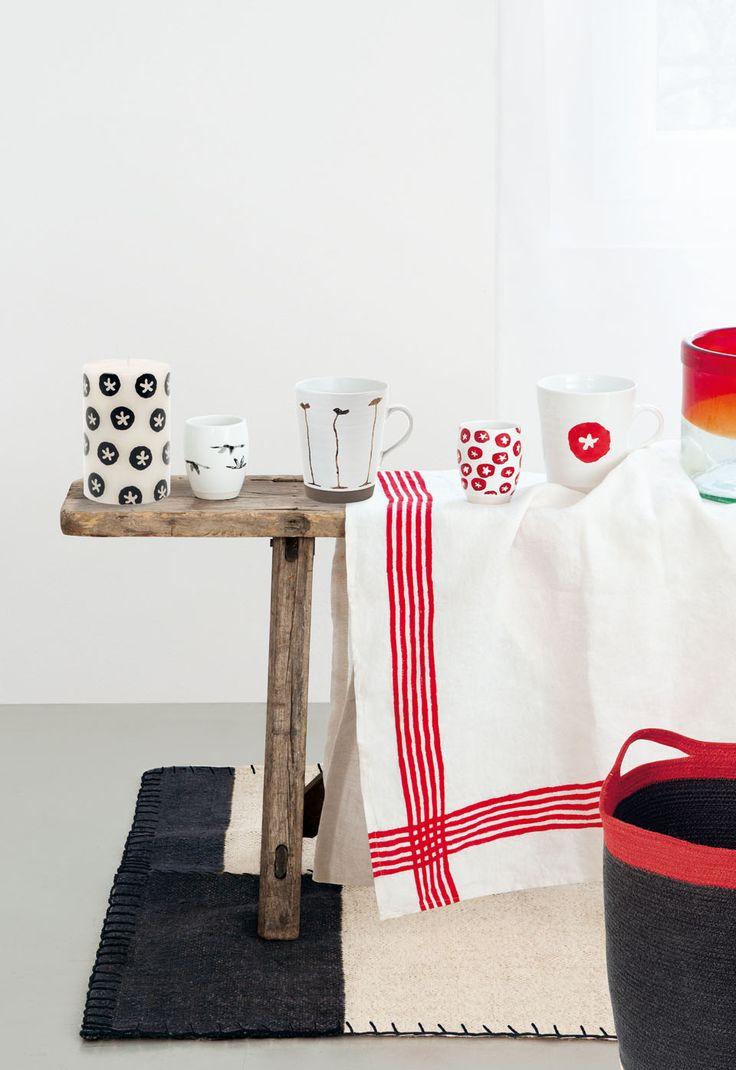 Monoprix x Marion Lesage  MilK decoration