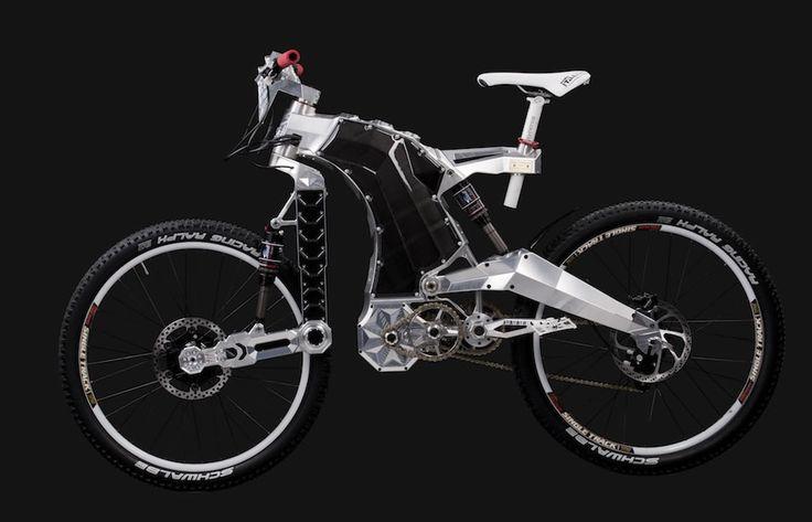 rocketumbl:  M55Electric bike
