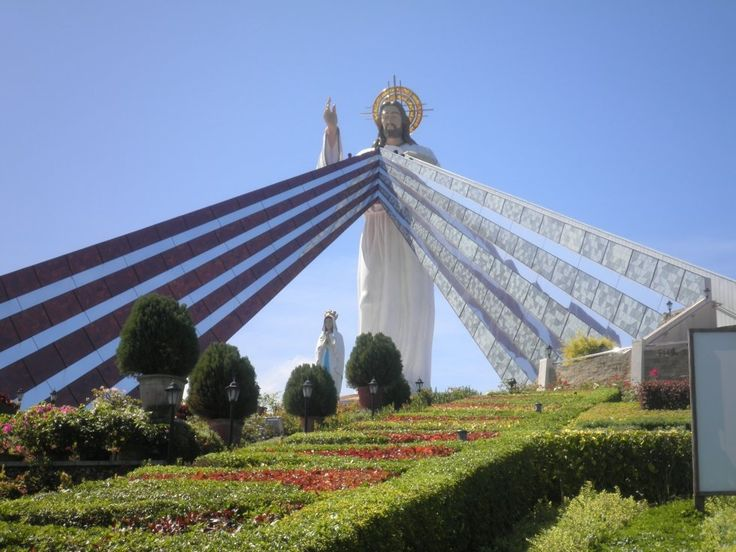 Statue de la Divine Miséricorde - 863023
