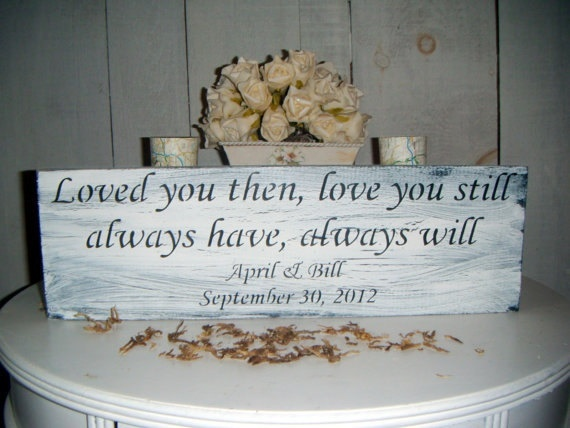 Wedding Vows Gift: 19 Best Images About 20th Anniversary Vow Renewal Ideas