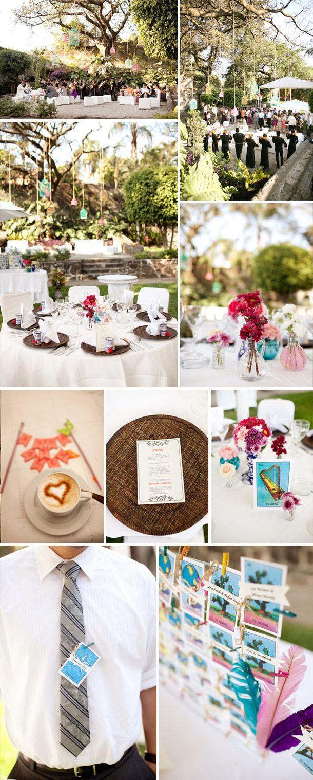 Mexikanische Hochzeit bei Love Ala