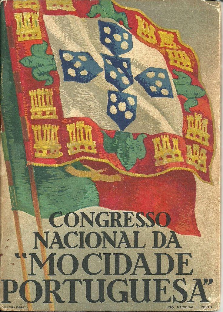 VIRIATOS MILITARIA COLECCIONISMO: CONGRESSO NACIONAL MOCIDADE PORTUGUESA 1939