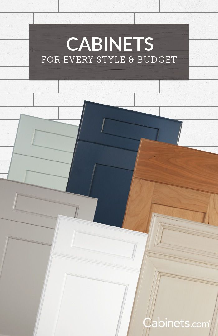 Incroyable Choose Over 150 Cabinet Door Styles And Colors. Youu0027ll Surely Find A Door