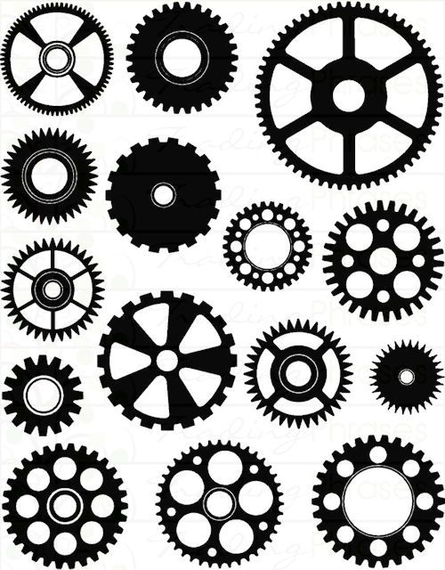 25+ best ideas about Gears on Pinterest | Steampunk gears ...