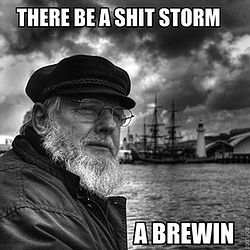 Shit Storm – a surgical tech learns that karma is a dish best served brown. Surgical Technology Humor