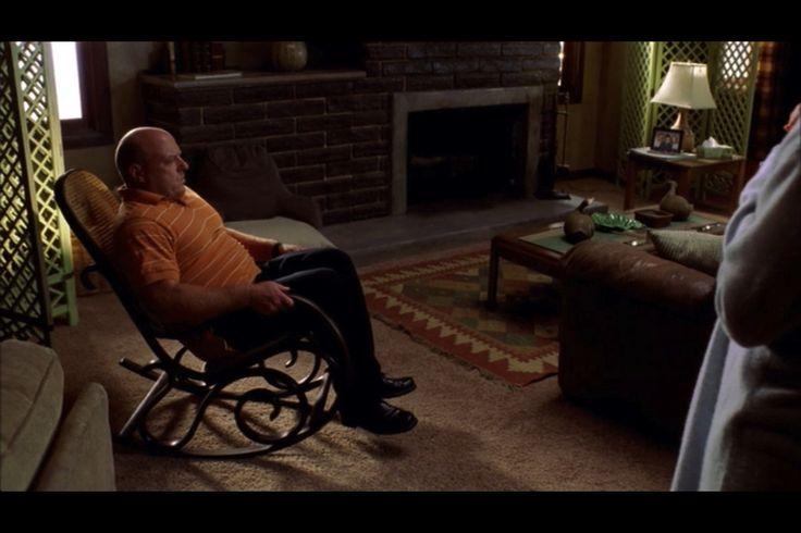 Thonet rocking chair in Breaking Bad, Season 1