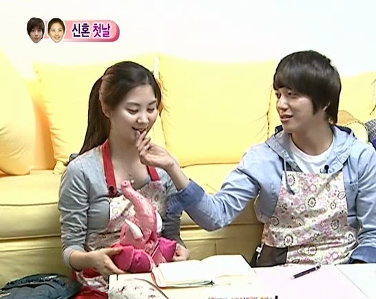 we got married - yongseo