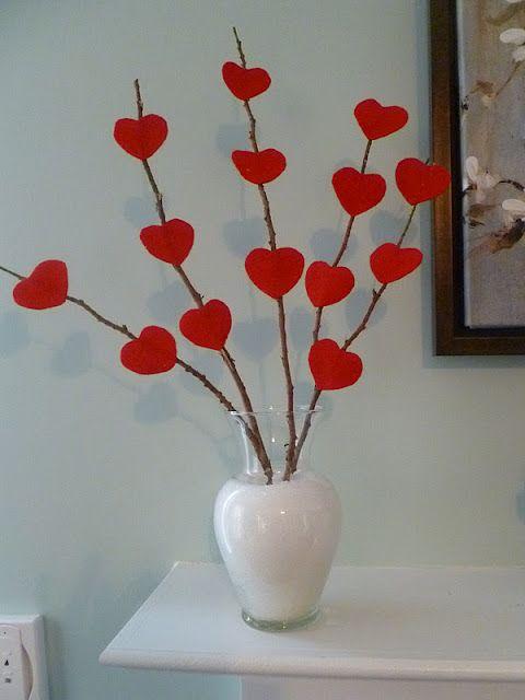 Best 25+ Valentine decorations ideas on Pinterest | Diy ...
