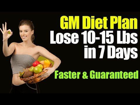 Meal Plan Guaranteed Weight Loss