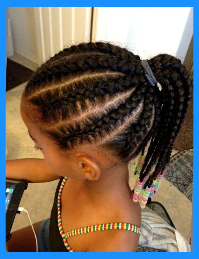 Cornrow Hairstyles Kids Mohawk Braids