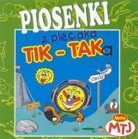 Piosenki z plecaka TIK-TAKa -   Various Artists