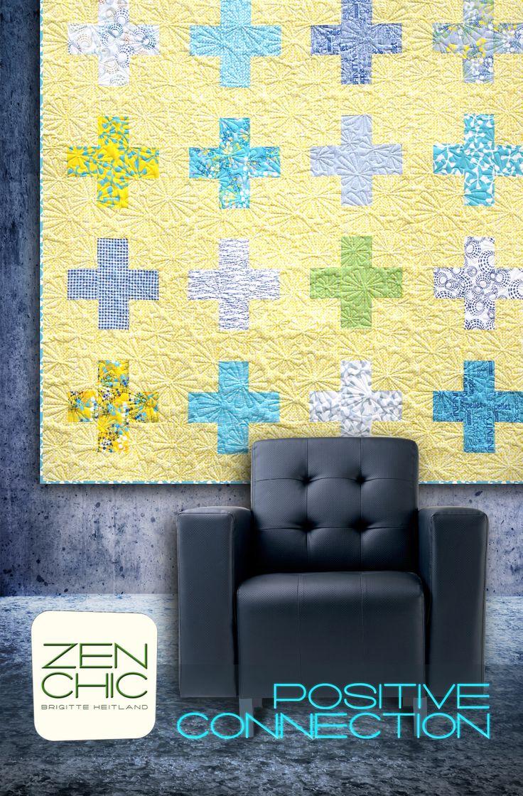 45 best Zen chic images on Pinterest   Modern quilting, Quilt block ...