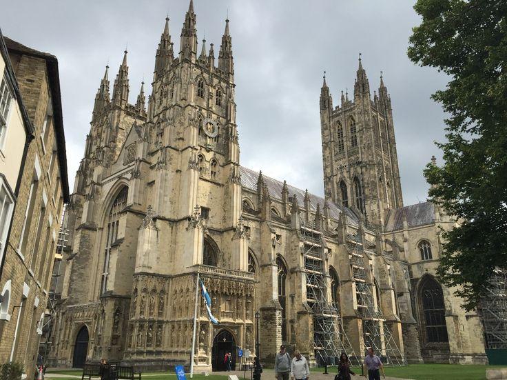 Canterbury+e+la+sua+cattedrale