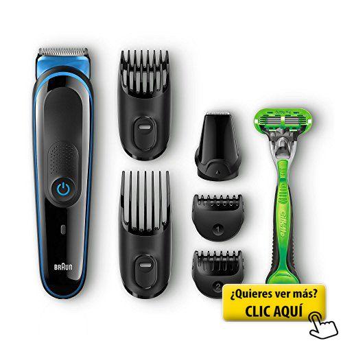Braun MGK3040 - Set de afeitado multifunción:... #maquina #afeitar