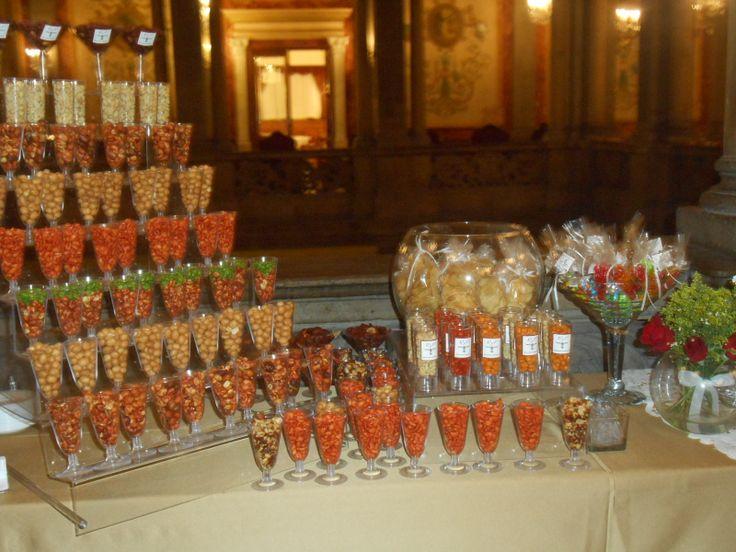 Salados y enchilados mesas de postres dulces salados y for Mesas dulces para eventos