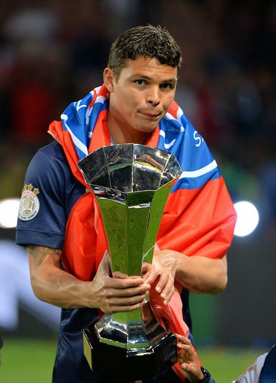 Thiago Silva    Champion 2014/2015