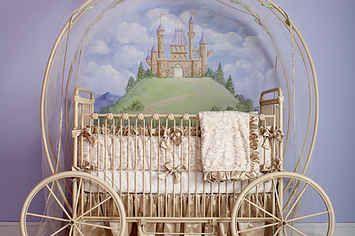 33 Ideas mágicas para un cuarto de bebé temático de Disney