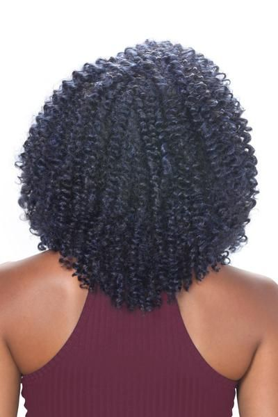 V8910 [ONE PACK ENOUGH / CROCHET BRAID] CURL NAME : WATER WAVE LENGTH : 8″, 9″, 10″ ONE PACK CROCHET BRAID JUST ENOUGH TO STYLE ONE'S HAIR V SHAPE FINISH STYLING LOOK NATURAL HAIR LAYERED (PRE-CUT HAIR LINE) SHORT LENGTH CURLY STYLE BRAID PACK TRENDY CURLY STYLE IN BRAIDS SOFT TOUCH WITH VOLUMINOUS HAIR STYLE