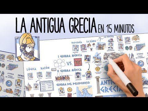 La Antigua Grecia en 15 minutos - YouTube