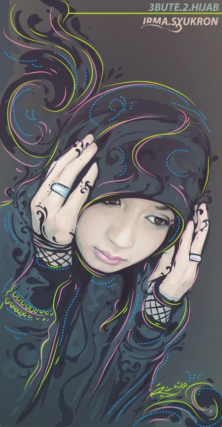Beauty of Hijab 2 by Ryannzha