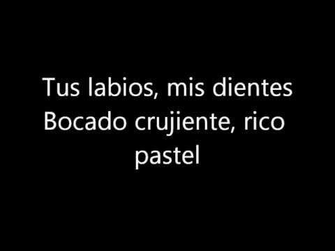 La Mordidita por Ricky Martin - con letra