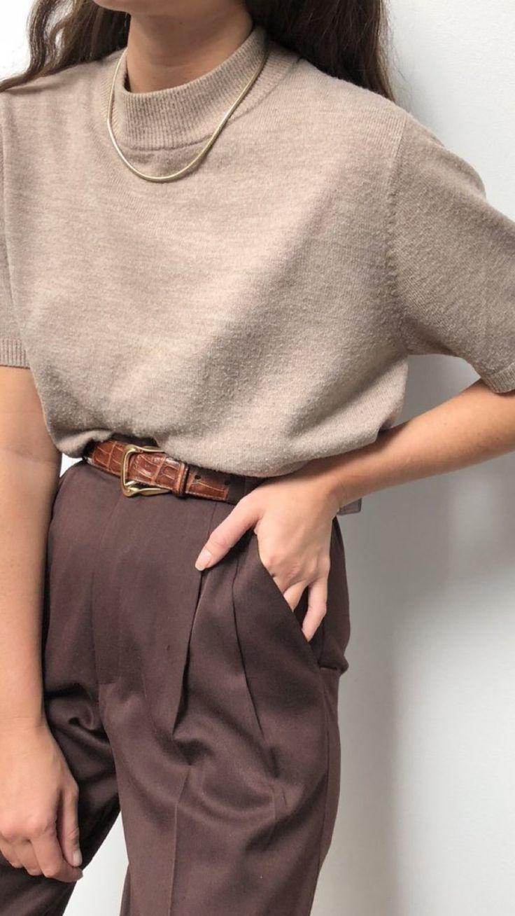 #kleidung #modus #minimal #minimalist #minimalismus   – nudes –