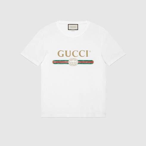 697947c2 Llevo una camiseta blanco y verde y rojo. Vintage Prints, Vintage Logo,  Gucci