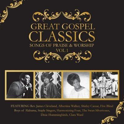 Great Gospel Classics: Songs Of Praise & Worship V1 (Audio CD)