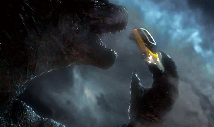 Godzilla e a sua gula por carros da Fiat